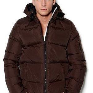 D.Brand Igloo Jacket ruskea