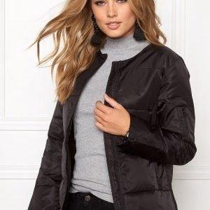 D.Brand Luna r-neck jacket Black