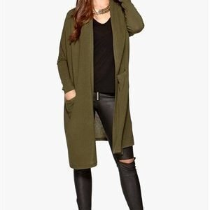D.Brand Malin Cardigan Winter Moss Green