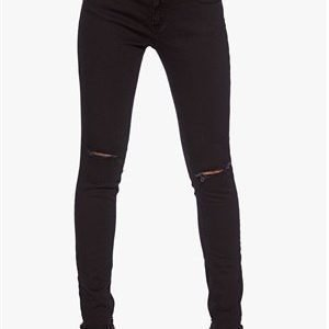 D.Brand SP5 Trousers Black Ripped