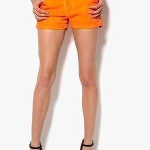 D.Brand Shorts Oranssi