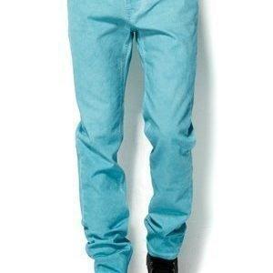 D.Brand Skinny Fit Jeans Turkoosi