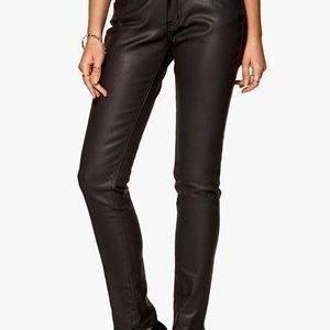 D.Brand Slim Fit Jeans Mustapäällysteinen