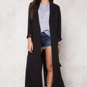 D.Brand Suit Coat Jacket Black