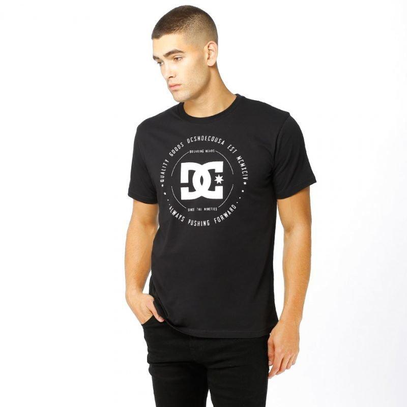 DC Rebuilt II -t-paita