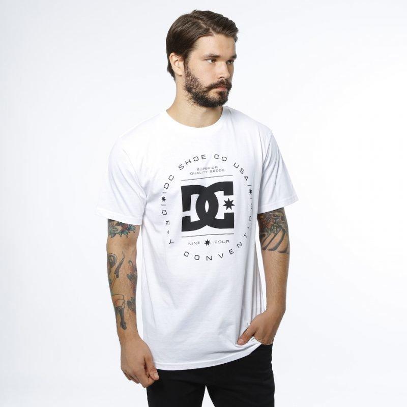 DC Rebuilt -t-paita