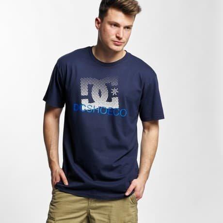 DC T-paita Indigonsininen
