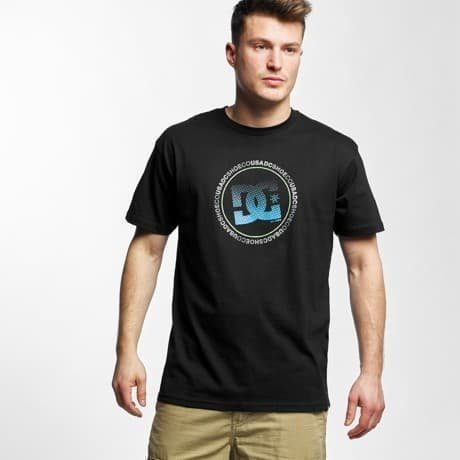 DC T-paita Musta