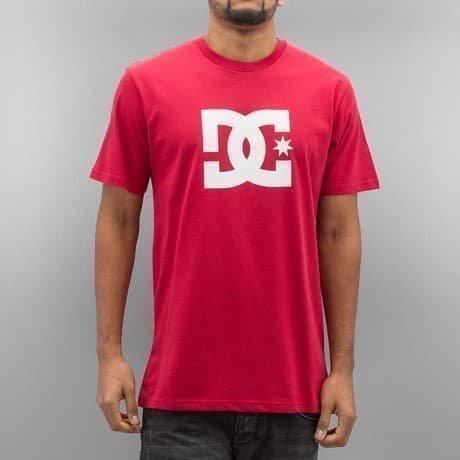 DC T-paita Punainen