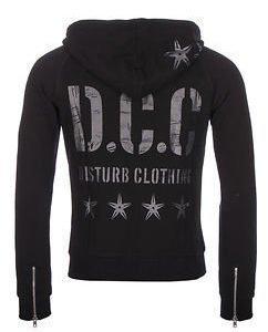 DCC Hoodie Black