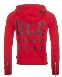DCC Hoodie Red