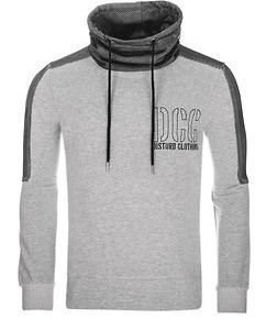 DCC Mesh Sweater Grey