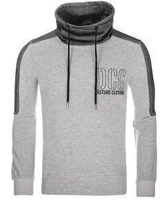 DCC Mesh Sweater Grey