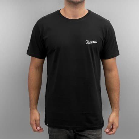 DEDICATED T-paita Musta