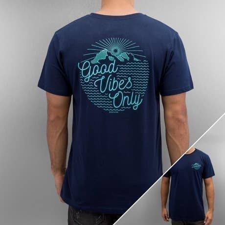 DEDICATED T-paita Sininen
