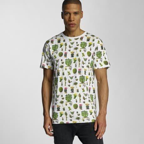 DEDICATED T-paita Valkoinen