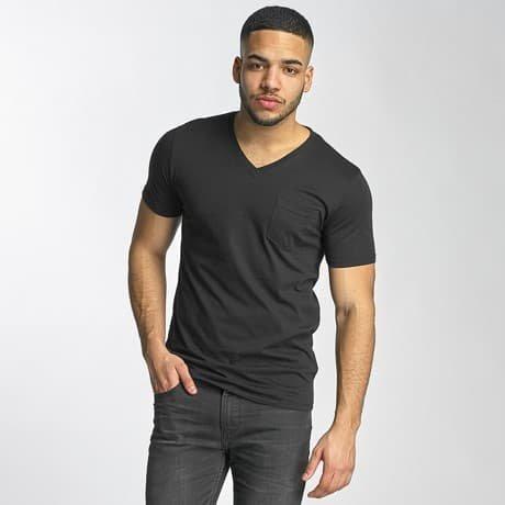 DEF T-paita Musta
