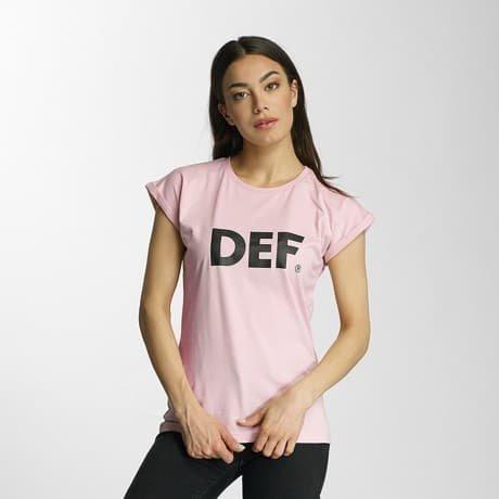DEF T-paita Roosa