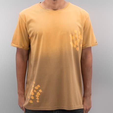 DEF T-paita Ruskea