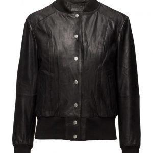DEPECHE Jacket nahkatakki