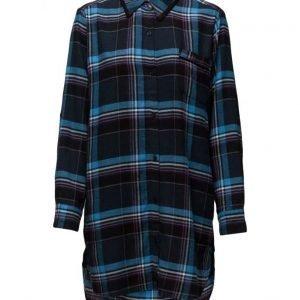 DKNY Homewear Dkny Plaid Town L/S Boyfriend Shirt yöpaita