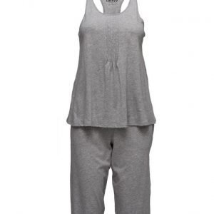 DKNY Homewear Dkny Poetic Notions Tank & Capri Set pyjama