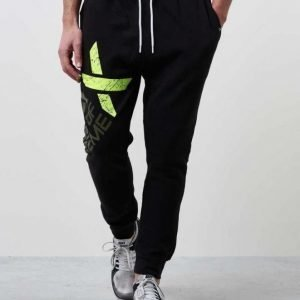 D.O.X Isac Sweat Pants Black