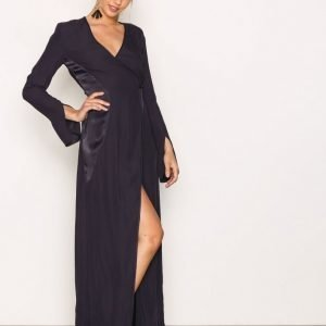Dagmar Celest Dress Maksimekko Navy