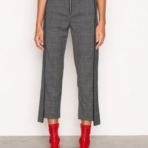 Dagmar Cooper Wool Pant Housut Check Pattern