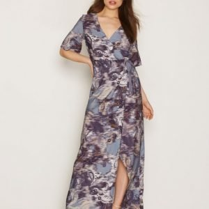 Dagmar Fabiola Dress Loose Fit Mekko Print