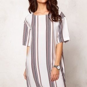 Dagmar Fedelia dress Stripe print
