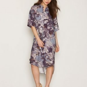 Dagmar Greta Dress Maksimekko Print