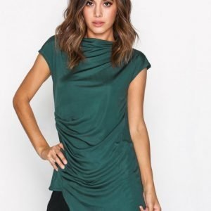 Dagmar Jessie Top Toppi Emerald Green