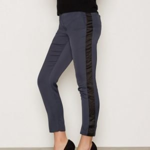 Dagmar Kelly Trouser Housut Ocean Blue