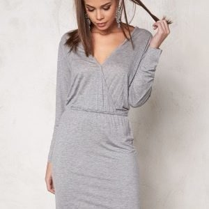 Dagmar Normy Dress 813 Grey Melange