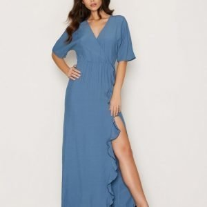 Dagmar Valerie Dress Maksimekko Blue