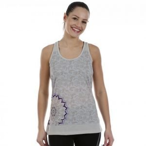Daily Sports Calm Long Tank Treenitoppi Beige