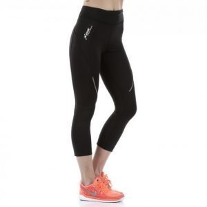 Daily Sports Fitness Crop 74cm Capritrikoot Musta