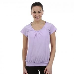 Daily Sports Mind Tee Treenipaita Lila