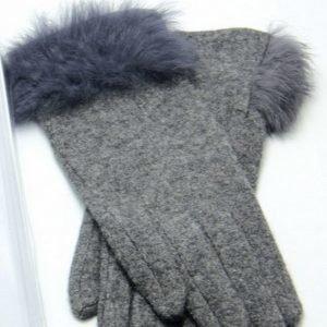 Damhandskar Cashmere grå