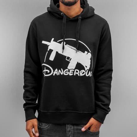 Dangerous DNGRS Huppari Musta