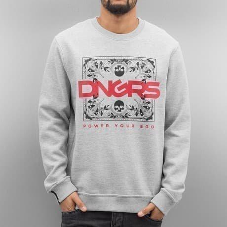 Dangerous DNGRS Pusero Harmaa