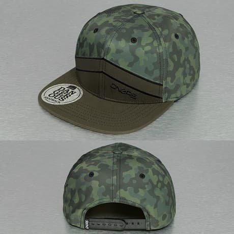 Dangerous DNGRS Snapback Lippis Camouflage