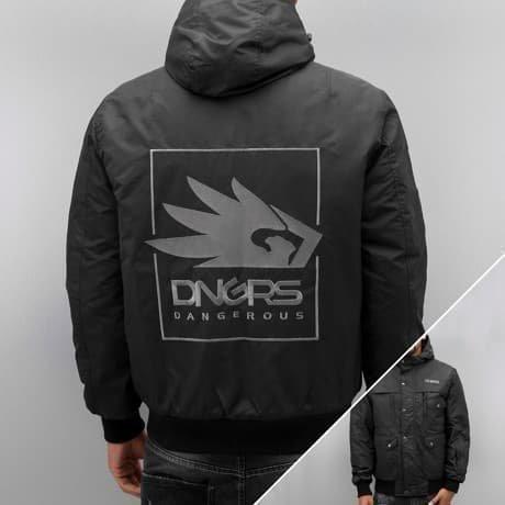 Dangerous DNGRS Talvitakki Musta