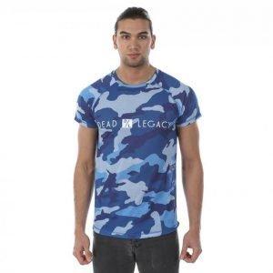 Dead Legacy Camo T-paita Sininen
