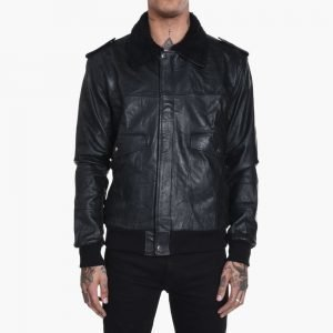Deadwood Leather Charlie Jacket