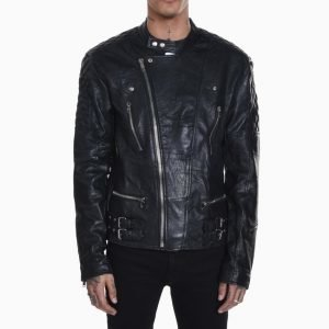 Deadwood Leather Ryder Jacket