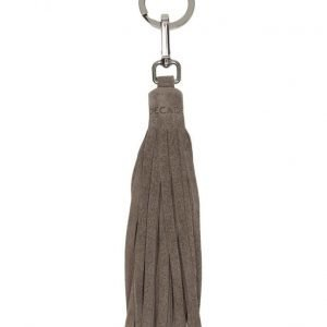 Decadent Tassel With Key-Ring