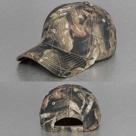 Decky USA Snapback Lippis Camouflage