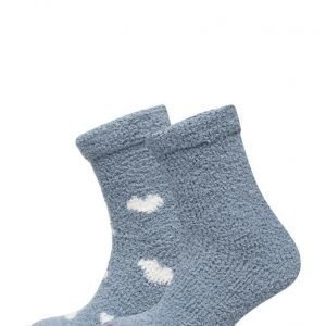 Decoy Ladies Bed Socks 2pack nilkkasukat